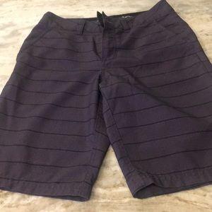 Boys Under Armour golf shorts. Quick dry.  Blue